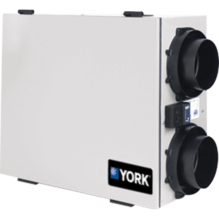 YORK Affinity Series Energy Recovery Ventilator