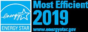 Energy Star Most Efficient 2019 Logo