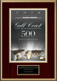 Gulf Coast Top 500 Companies 2018