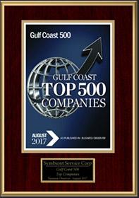 Gulf Coast Top 500 Companies 2017