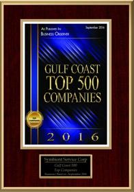 Gulf Coast Top 500 Companies 2016