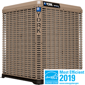 York Affinity Series Air Conditioner - Energy Star Most Efficient 2019