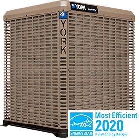 York Affinity Series Air Conditioner - Energy Star Most Efficient 2020