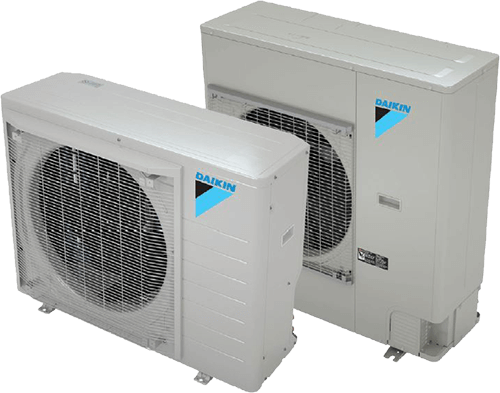 Daikin Fit Systems - small and large chassis